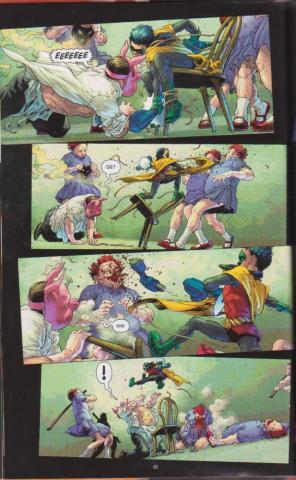 batman professor pyg comics