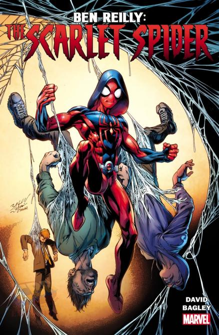 Ben Reilly The Scarlet Spider 1 Comicsthegathering