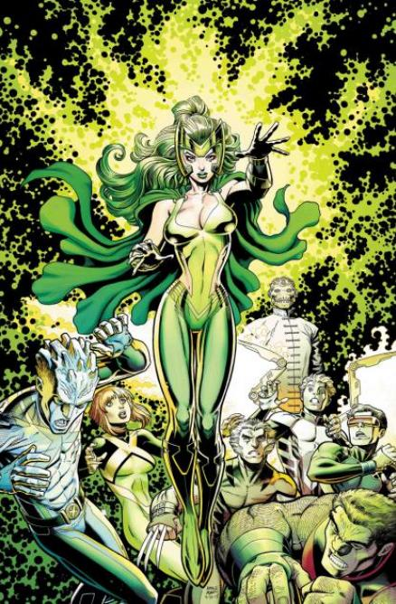 Blog Character Spotlight Polaris Comicsthegathering