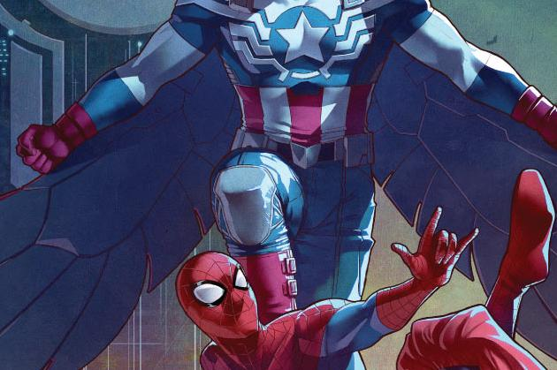 All-New Captain America Special #1 cover