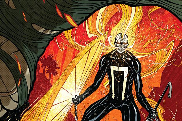 All-New Ghost Rider #05 Main Image