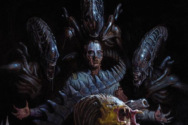 Alien Vs. Predator: Fire & Stone #1
