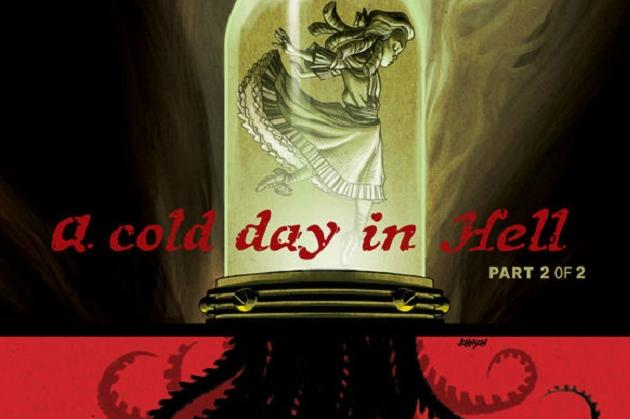 BPRD Cold Day In Hell Cov
