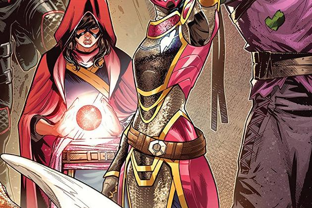 Champions #25 Review