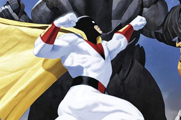 Future Quest Presents Space Ghost #3