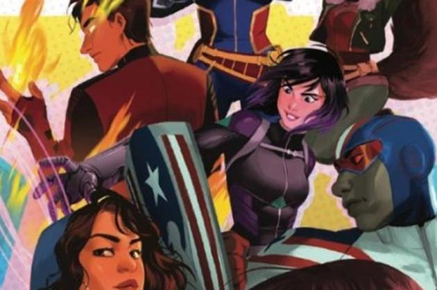 Marvel Rising #0 Review