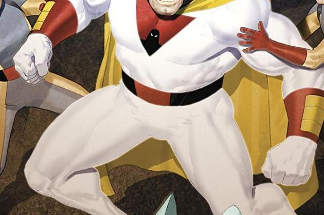 Future Quest Presents: Space Ghost #2