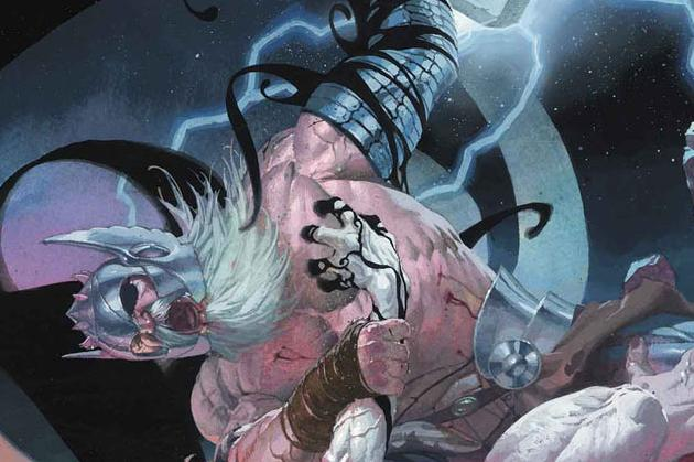 Thor: GOT #10 cover