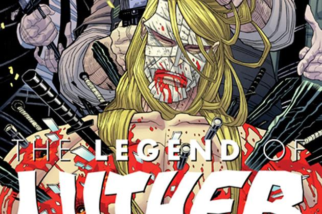 Legend of Luther Strode