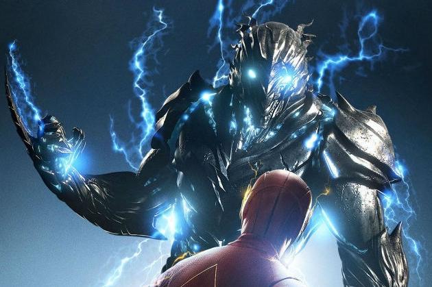 Savitar vs. Flash