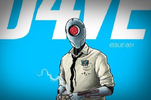 D4VE 1 Comic Review IDW
