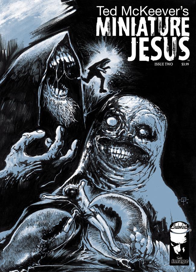 Miniature Jesus #2 | ComicsTheGathering com