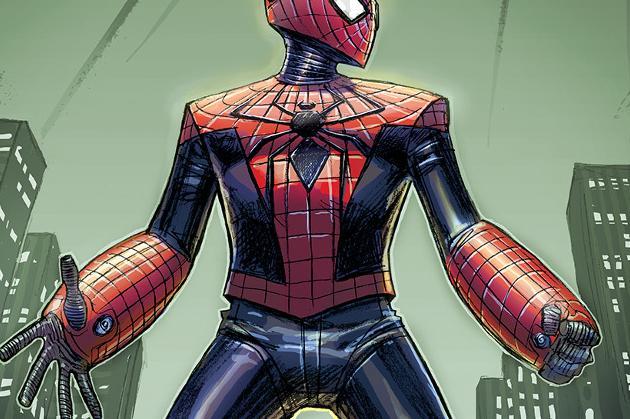 Edge of Spider-Verse #3 Main Image