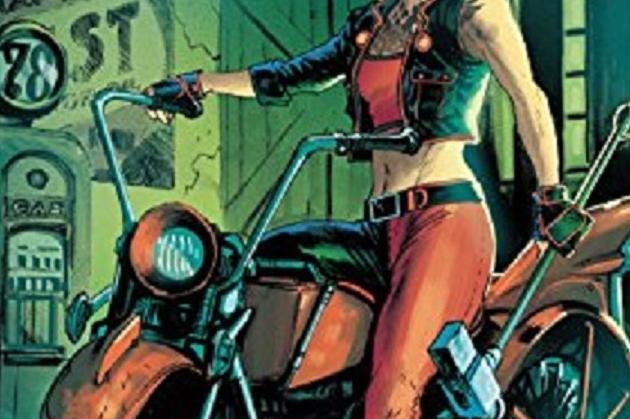 Gotham City Garage Chapter 1