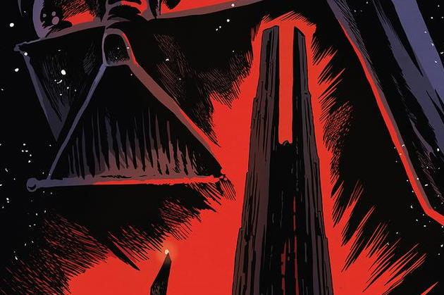 Tales from Vader's Castle #5 Cover