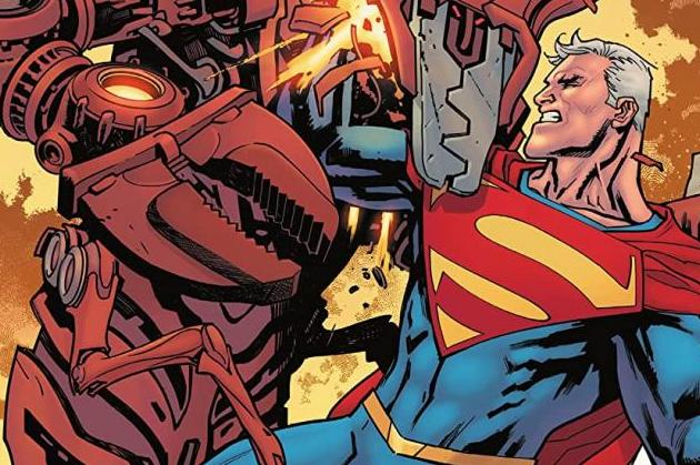 Future State: Superman vs. Imperious Lex #3 (of 3) - Review