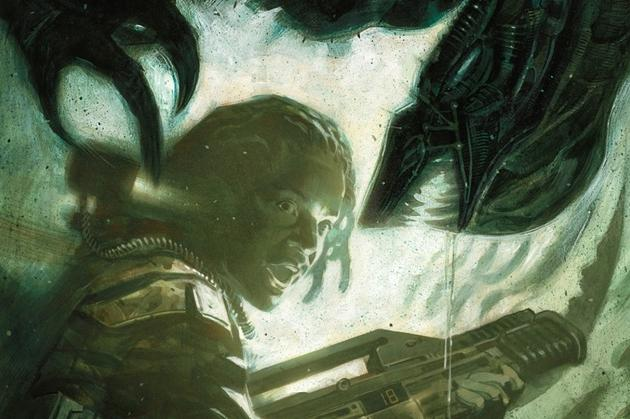 Aliens: Defiance Volume 1 Front Cover