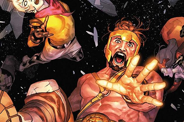 Avengers: No Road Home #1 Review