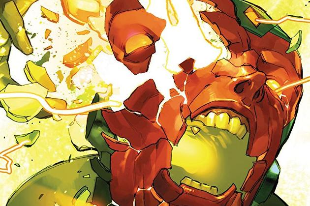Avengers: No Road Home #9 Review