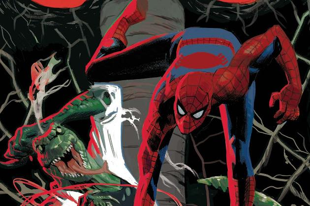 Amazing Spider-Man: Curse of the Man-Thing #1 Review