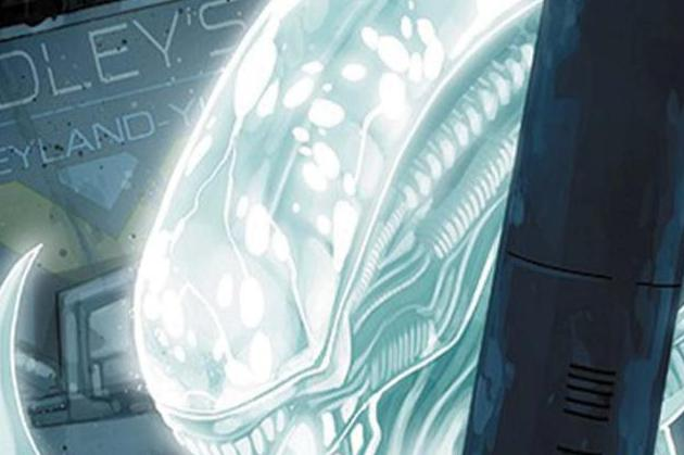 Aliens Aftermath #1 Cover Image