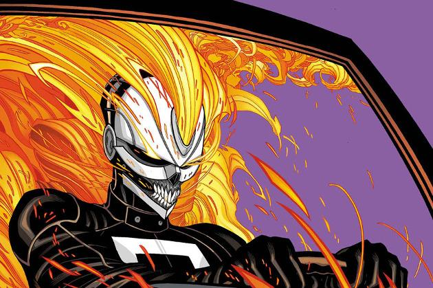 All-New Ghost Rider #02 Main Image