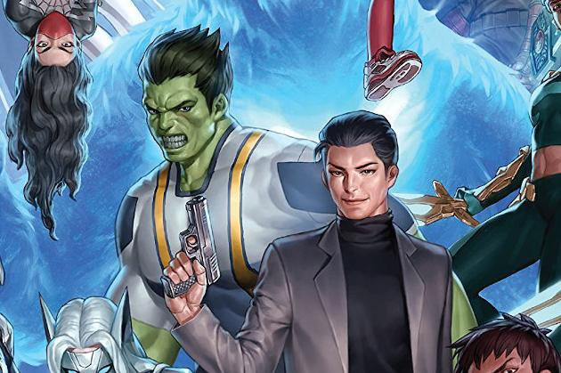 Agents Of Atlas #1 Review
