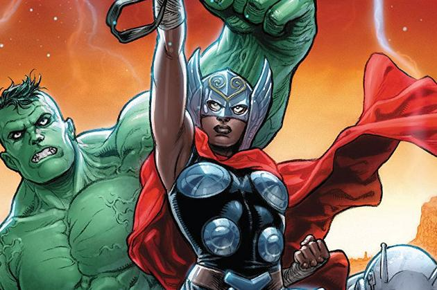 Avengers Of The Wastelands #1 Review