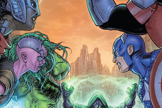 Avengers Of The Wastelands #5 Review