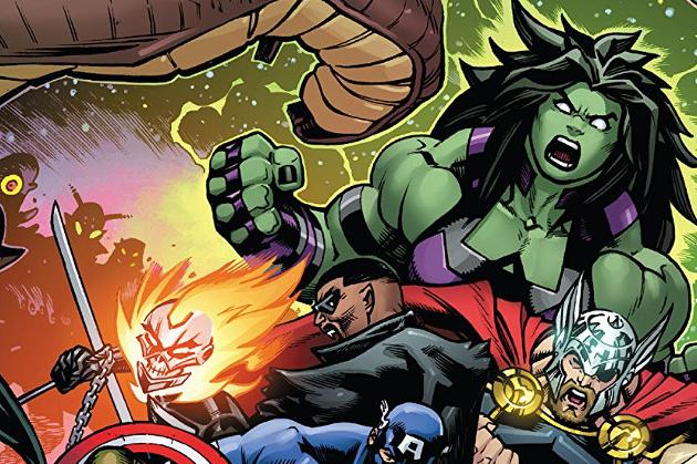 Avengers #27 Review