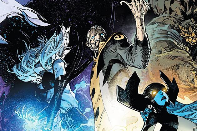 Black Order #1 Review