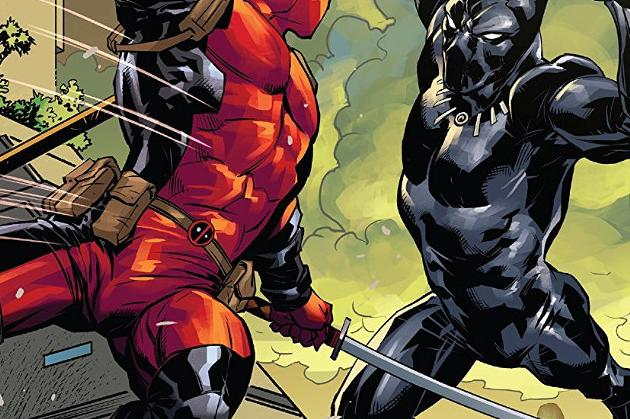 Black Panther Vs. Deadpool #1 Review