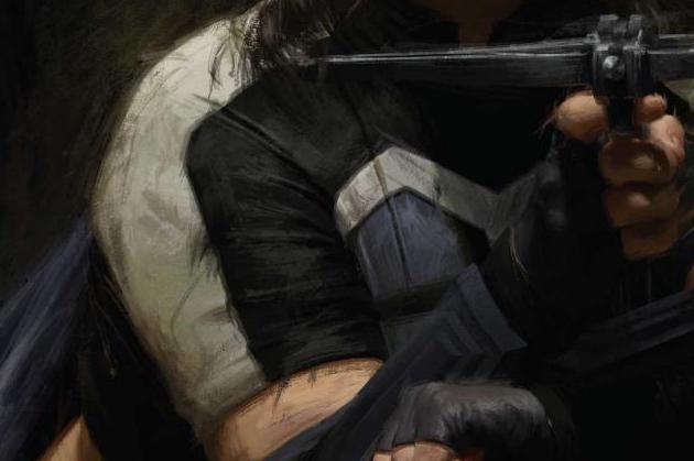 Batman Secret Files: Huntress #1 Cover Image