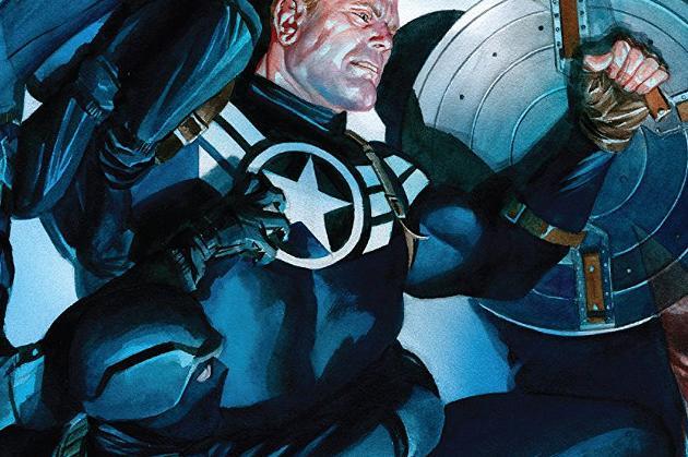 Captain America #14 Review