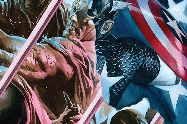 Captain America #9 Review