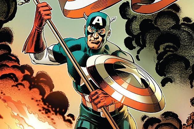 Captain America & The Invaders: The Bahamas Triangle #1 Review
