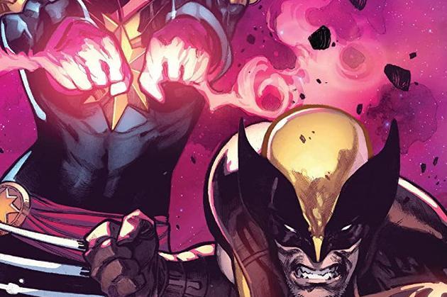 Captain Marvel #17 Review