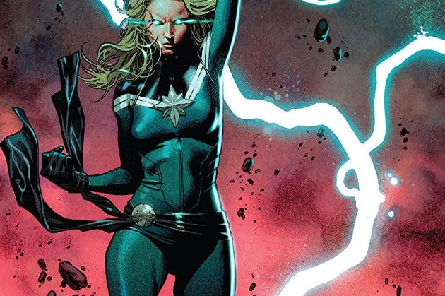Captain Marvel #18 Review