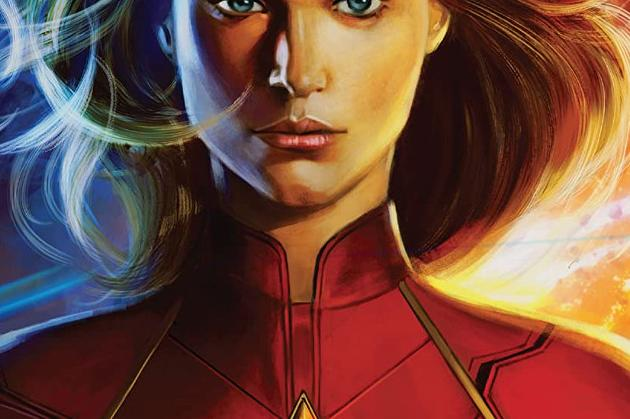 Captain Marvel #22 Review