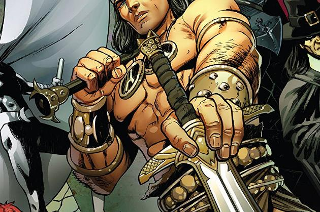 Conan: Serpent War #1 Review