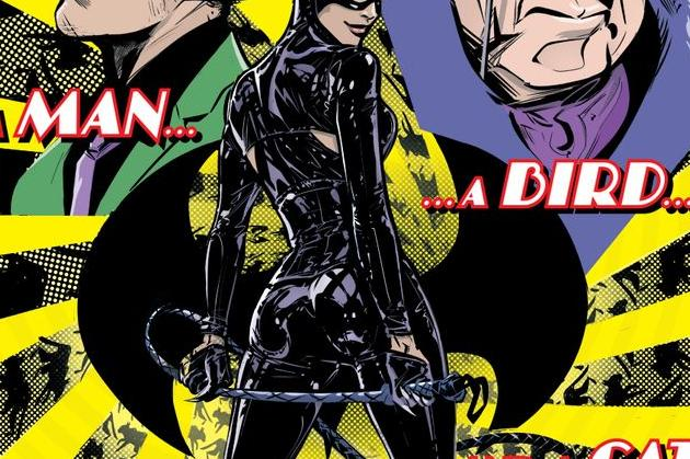Catwoman #25 Cover Image
