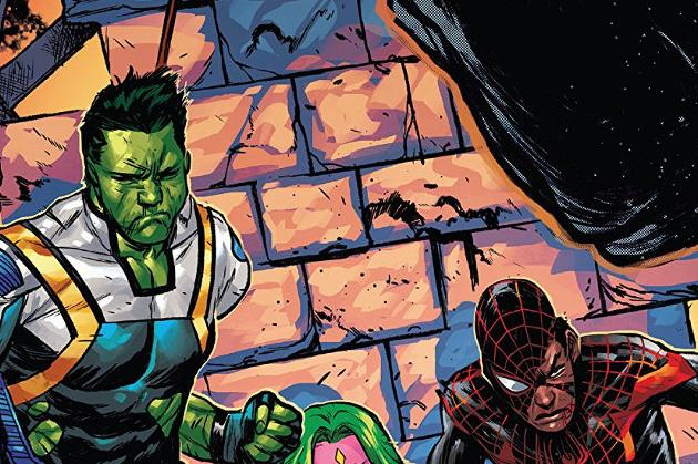 Champions #9 Review