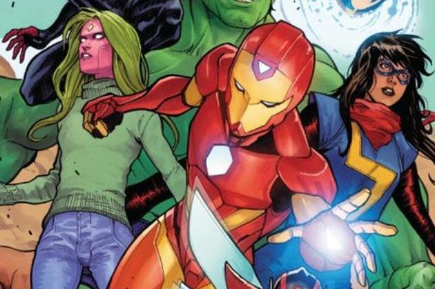 Champions #19 Review