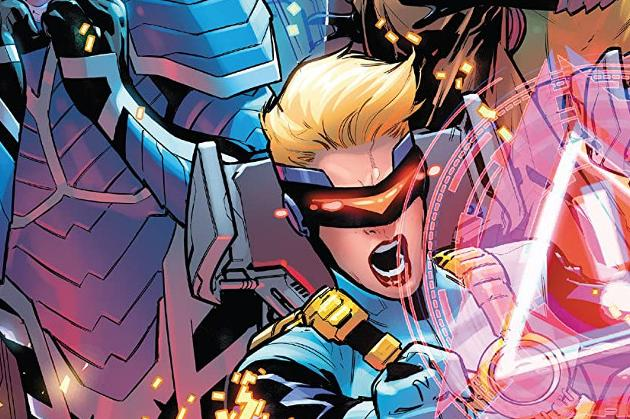Children of the Atom #3 Review