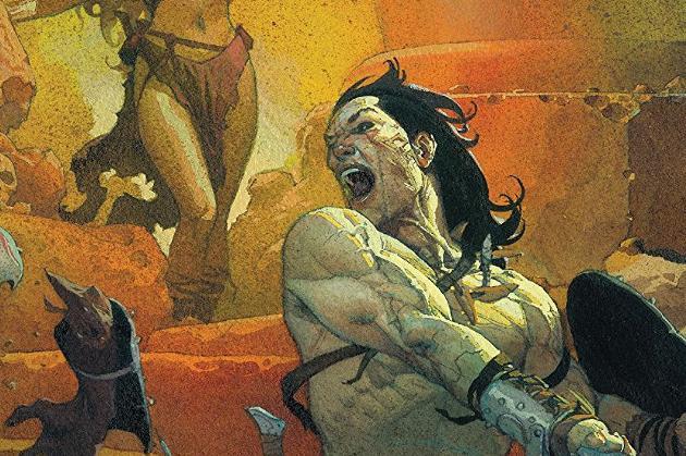 Conan The Barbarian #1 Review