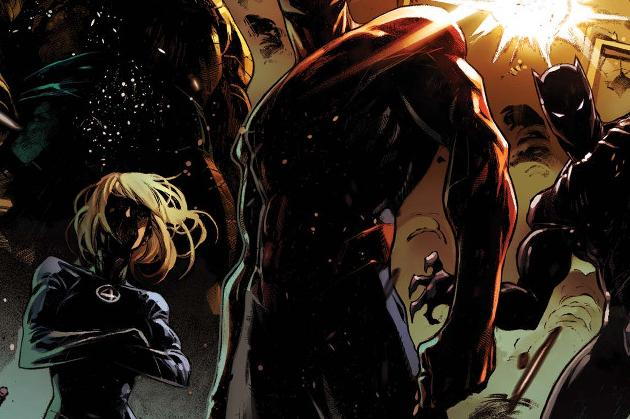 Dark Ages #1 Review