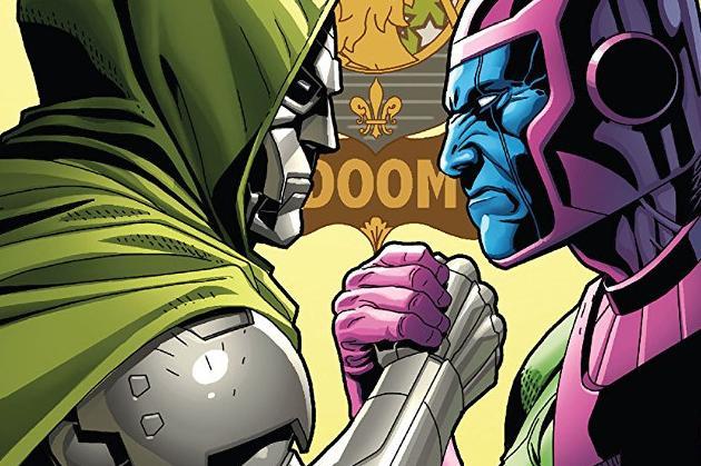 Doctor Doom #6 Review