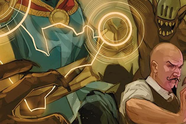 Dr. Strange #6 Review