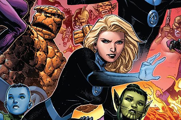 Empyre: Fantastic Four #0 Review