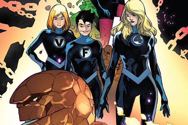 Empyre: Fallout: Fantastic Four #1 Review